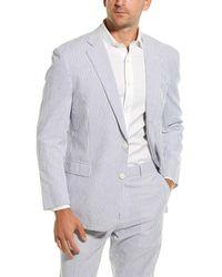 Brooks Brothers Seersucker Suit - Gray