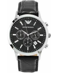 Armani Classic Watch - Multicolour