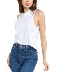 Alexis Teo Top - White