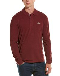 Lacoste Classic Polo - Red
