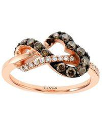 Le Vian ? 14k Rose Gold 0.50 Ct. Tw. Diamond Ring - Metallic