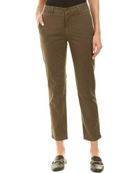Vince - Green Classic Chino - Lyst