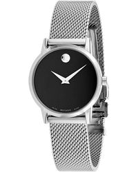 Movado Women's Museum Watch - Metallic