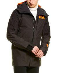 Helly Hansen Straightline Lifaloft Jacket - Black