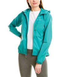 Arc'teryx Squamish Hooded Jacket - Green