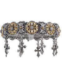 Konstantino Penelope 18k & Silver Bracelet - Metallic