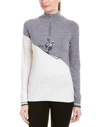 Krimson Klover - Rosi Wool Sweater - Lyst