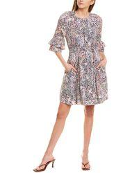 Rebecca Minkoff Serafina Mini Dress - Blue