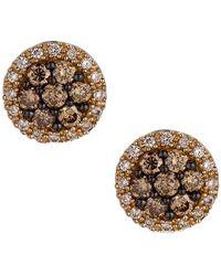 Le Vian ? 14k 0.68 Ct. Tw. Diamond Earrings - Metallic
