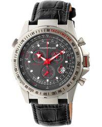 Morphic Men's M36 Series Watch - Metallic