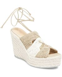 Manebí - Wedge Sandal - Lyst