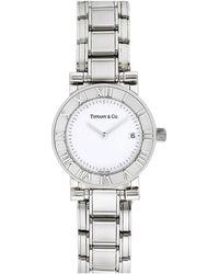 Heritage Tiffany & Co. Tiffany & Co. Women's Atlas Watch, Circa 1990s - Metallic