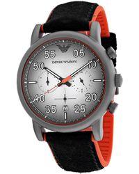 Armani Seiko Watch - Multicolor