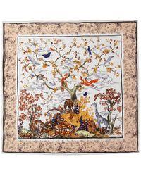 Dior Eden Silk Scarf - Multicolour