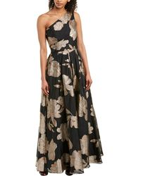 Carmen Marc Valvo Gown - Black