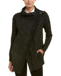 Jack Meets Kate Mauve Sweater Jacket - Green