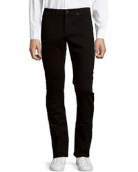 Vince Camuto - Core Straight-leg Jeans - Lyst