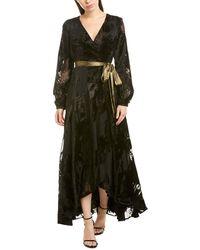 Hutch Maxi Dress - Black