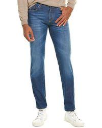 Brunello Cucinelli Skinny Leg Jean - Blue