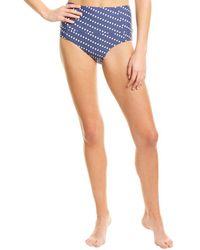 Krimson Klover Nokoni Bikini Bottom - Blue