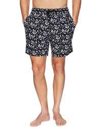 Zanerobe Laguna Swim Shorts - Black