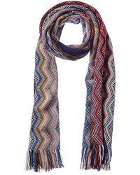 Missoni Wool-blend Scarf - Multicolor
