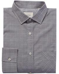 Billy Reid - Holt Dress Shirt - Lyst