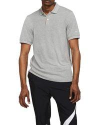 Nike The Polo Shirt - Grey