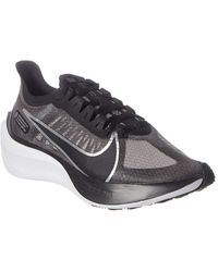 Nike Zoom Gravity Running Shoe - Black