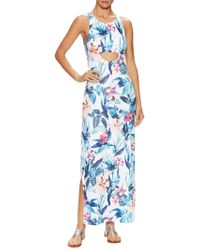 6 Shore Road By Pooja - 24-hour Floral Print Maxi Dress - Lyst