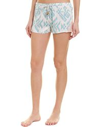 Honeydew Intimates Dream Keeper Lounge Shorts - Blue