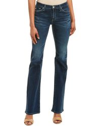 AG Jeans Angel 10 Years Transcendence Bootcut - Blue
