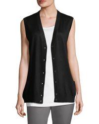 Prada Knit Vest - Black