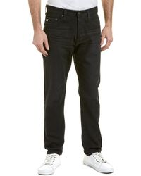 AG Jeans The Apex 3 Years Zephyr Relaxed Tapered Leg - Black