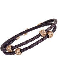 Damiani 18k Rose Gold Diamond Bracelet/necklace - Multicolor