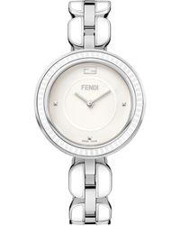 Fendi Women's My Way Swiss Quartz Bracelet Watch, 28mm - Metallic