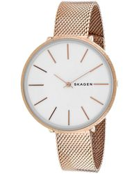 Skagen Women's Karolina Watch - Metallic