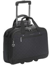 Hedgren Diamond Star Onyx Rolling Laptop Bag - Black