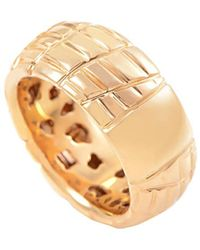Roberto Coin 18k Rose Gold Ring - Metallic