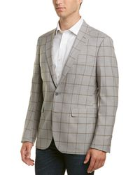 Cole Haan Wool-blend Sportcoat - Gray
