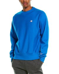 Champion Reverse Weave Sweatshirt - Blue