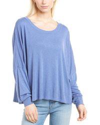 Wildfox Aria Sweatshirt - Blue