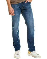 Levi's Levi's 502 Smoke Stacked Tapered Leg Jean - Blue