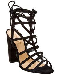 Schutz Loriana Dress Sandal - Black