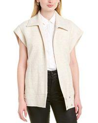 IRO Riada Wool-blend Jacket - Brown