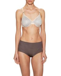 Spanx - Lace Full Coverage Bra - Lyst