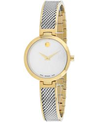 Movado Women's Amika Watch - Metallic