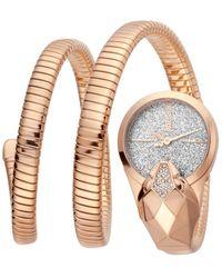 Just Cavalli Women's Stainless Steel Watch - Metallic