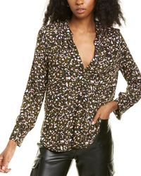 Zadig & Voltaire Tink Printed Blouse - Multicolor