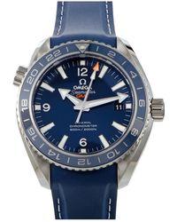 Omega Seamaster Planet Ocean 600m Men's Watch - Multicolour